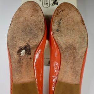 Coach Shoes - Coach Q572 Kora Ballet Flat Shoes Ballerina